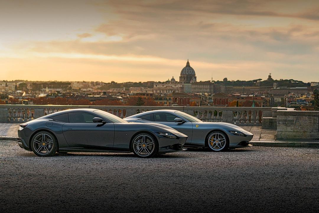 Ferrari Roma Dinner